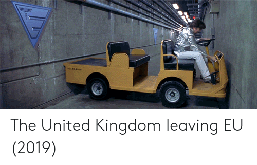 United, United Kingdom, and Kingdom: The United Kingdom leaving EU (2019)