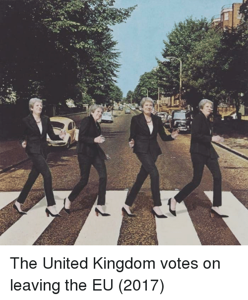 United, United Kingdom, and Kingdom: The United Kingdom votes on leaving the EU (2017)