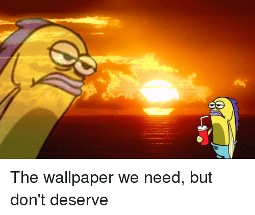SpongeBob, Wallpaper, and Need