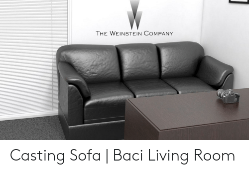 Astounding The Weinstein Company Casting Sofa Baci Living Room Machost Co Dining Chair Design Ideas Machostcouk