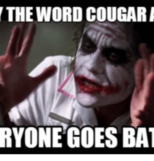 female cougar meme