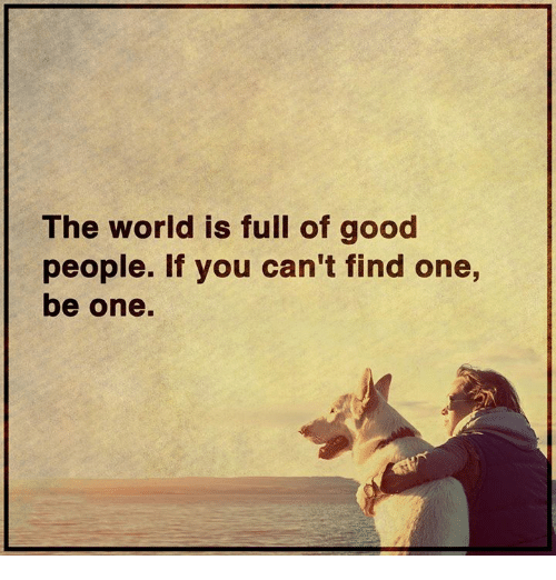 Find people in the world
