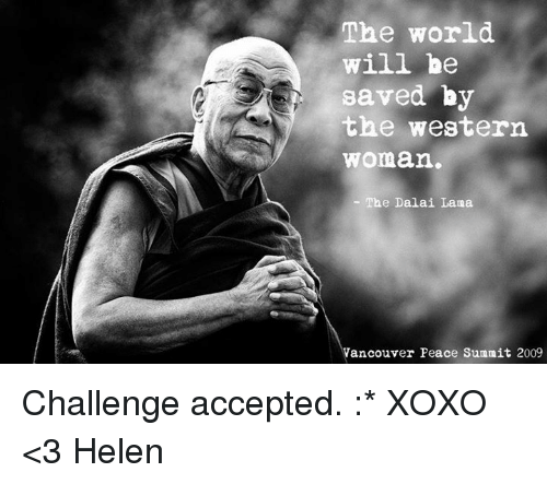 Image result for western world will be saved by a woman