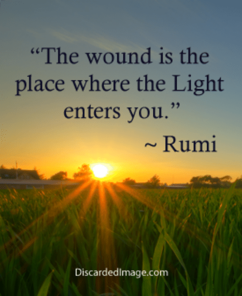 The Light in the Wound