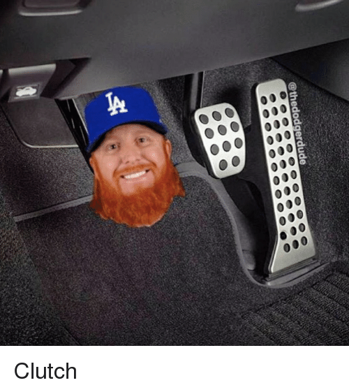 Mlb and Clutch: @thedodgerdude Clutch