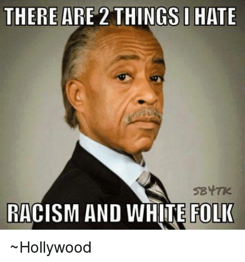 racism in hollywood It is difficult to browse any amount of news without stumbling upon themes of racism african americans have been particularly assiduous in promulgating.