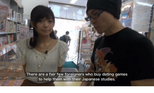 Japan dating spill