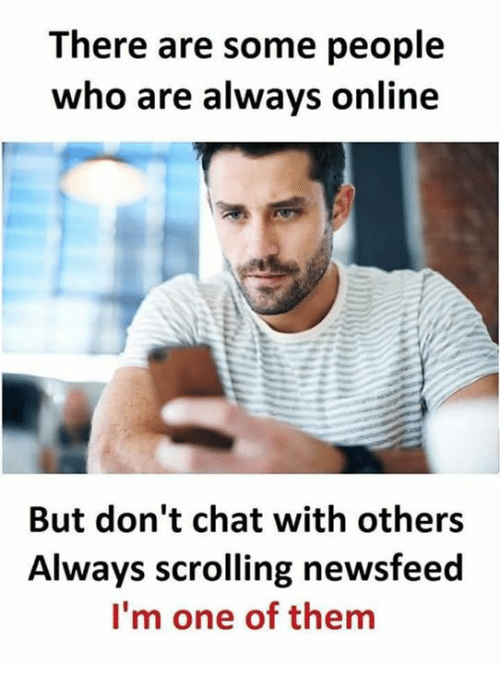 Chat online with people