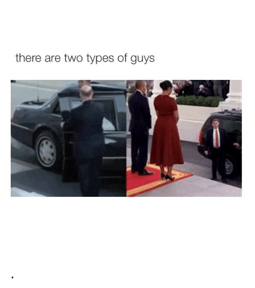 what type of guys are there