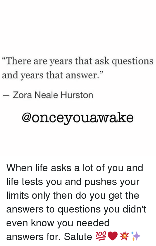 answer ask questions