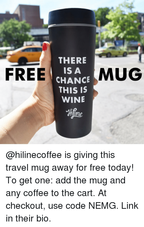 There Free Mug This Giving Travel Wine Chance Is A OPXZkwnN80