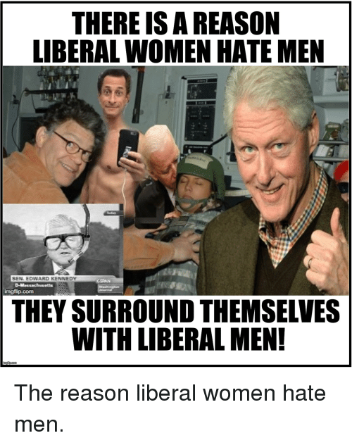 Conservative man dating liberal woman