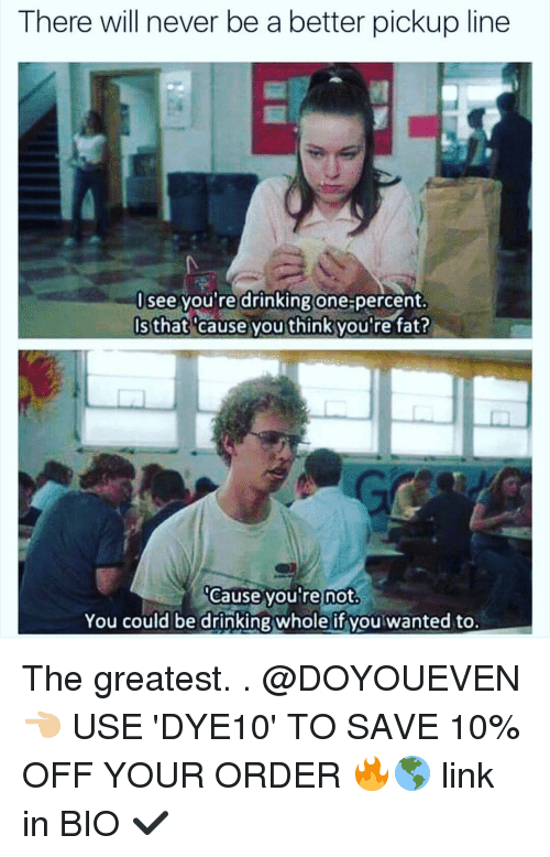 Best pick up lines at the gym