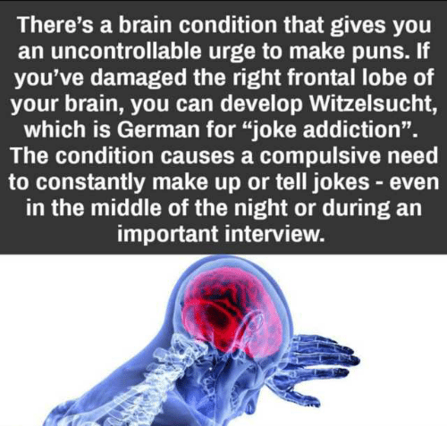 There's a Brain Condition That Gives You an Uncontrollable