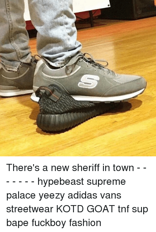 fc5744152504 There's a New Sheriff in Town - - - - - - - Hypebeast Supreme Palace ...