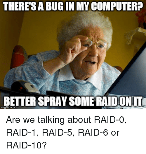 theresabugin my computer betterspraysomeraidonit inngflip com are we talking about 2570608 ✅ 25 best memes about raid 1 raid 1 memes