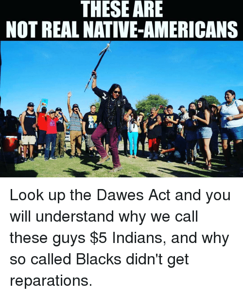 native american reparations