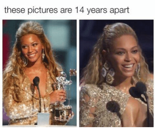 Funny and Pictures: these pictures are 14 years apart