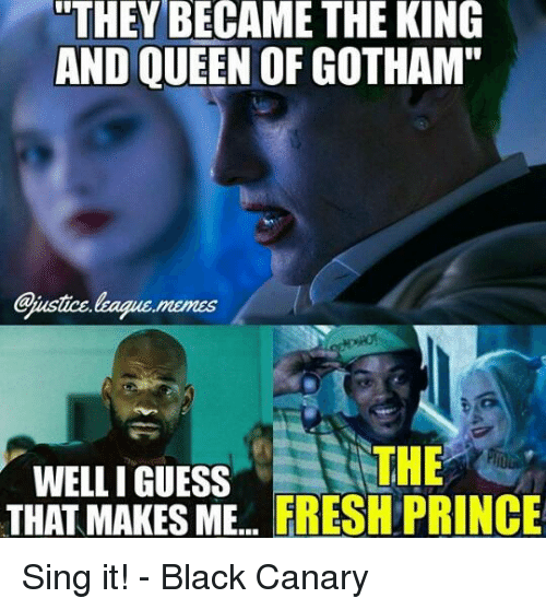they became the king and queen of gotham the well 5026411 ✅ 25 best memes about gotham gotham memes
