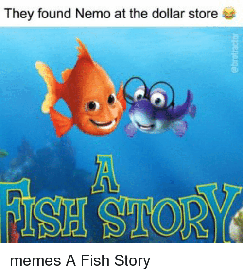 25 best memes about they found nemo they found nemo memes for The fish store