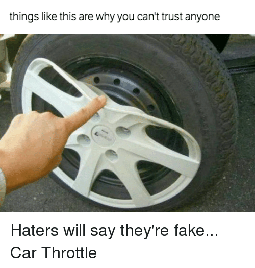 Cant Trust Anyone
