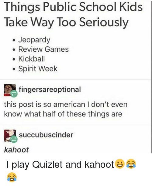 Warriors Don T Cry Summary Quizlet: 25+ Best Memes About Kahoot I