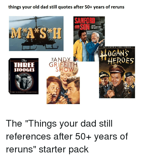Things that are 50 years old