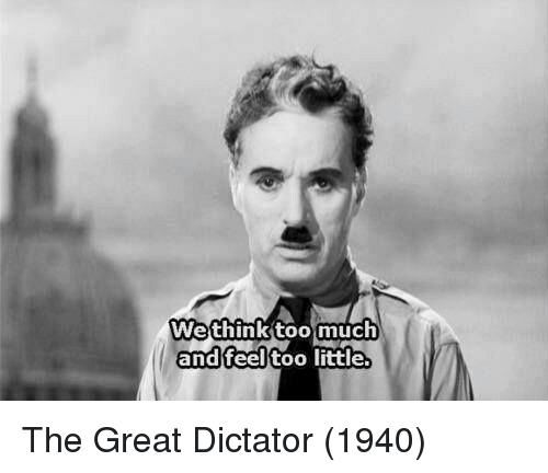 great dictator Himself, the great dictator was frequently criticized for attempting to turn the  nazis' rise to  adenoid hynkel - dictator of tomainia (parody of hitler) / a  jewish.