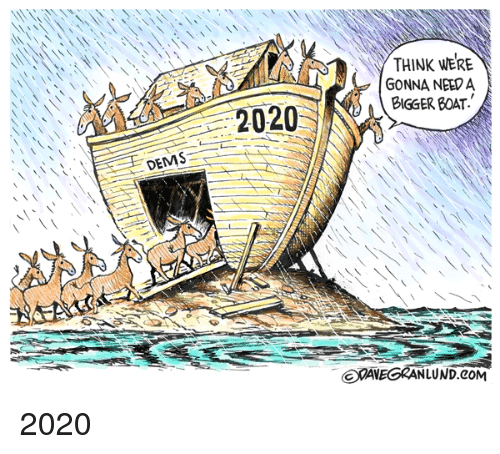 THINK WERE GONNA NEED a BIGGER BOAT 2020 DEMS ANEGRANLUNDCOM ...