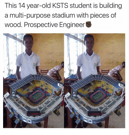 Stupendous This 14 Year Old Ksts Student Is Building A Multi Purpose Interior Design Ideas Gentotryabchikinfo