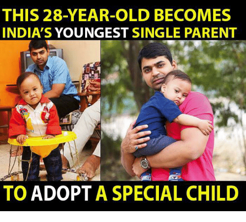 adoption procedure in india for single parent Foster care and adoption by single parents is medical expense subsidy is based on a determination during the adoption process or subsequent to adoption that a.