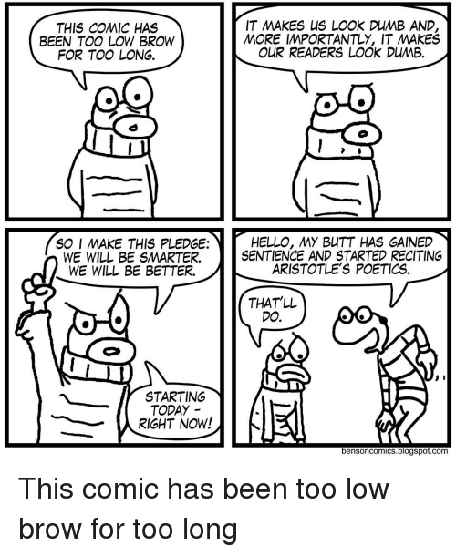 Low Brow