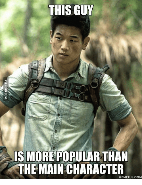 this guy is more popular than the main character memeful 18048752 ✅ 25 best memes about asian meme guy asian meme guy memes,Asian Memes