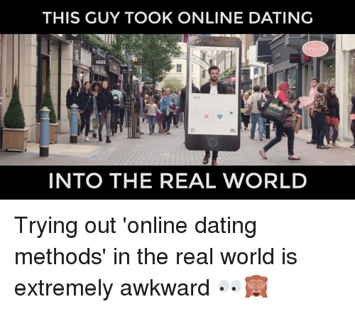 The real truth about online dating