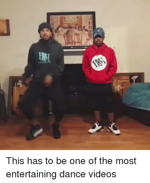 Dancing, Dance, and Hood: This has to be one of the most entertaining dance videos