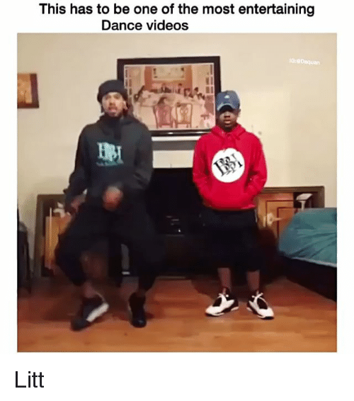 Dancing, Funny, and Dance: This has to be one of the most entertaining  Dance videos Litt