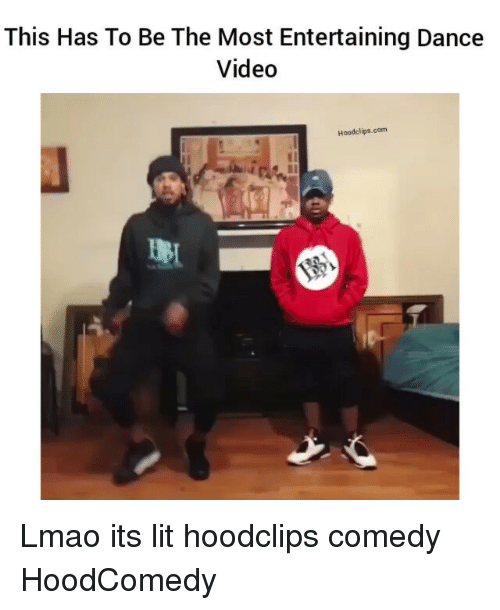 Dancing, Funny, and It's Lit: This Has To Be The Most Entertaining Dance  Video  Hoodolips.com Lmao its lit hoodclips comedy HoodComedy