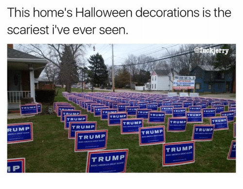 Dank And Home This S Decorations Is The Scariest I