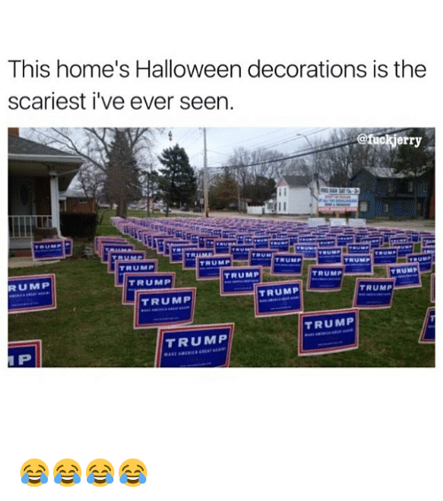 This Home S Halloween Decorations Is The Scariest I Ve Ever