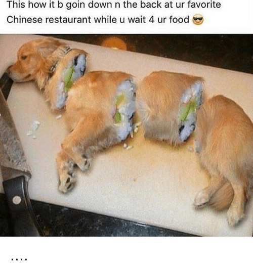 Funny Quotes On Chinese Food