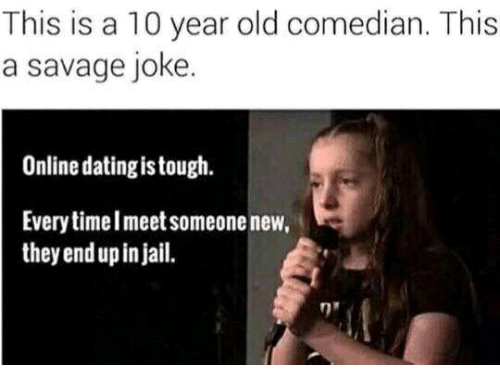 10 year old dating