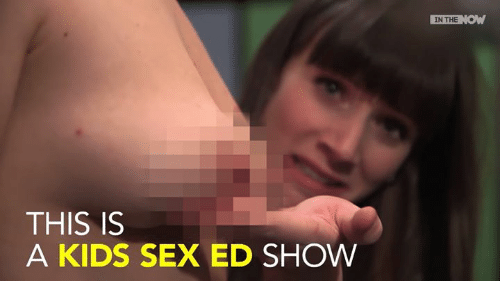 The sex education show video