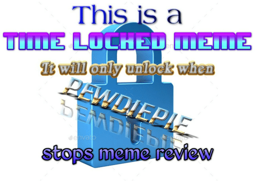 Meme, Review, and This: This is a  twiloniy unlockwhen  StopS meme review