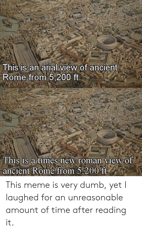 🔥 25+ Best Memes About Times New Roman | Times New Roman Memes