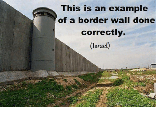 A Properly Built Wall