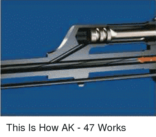Memes, Ak-47, and 🤖: This Is How AK - 47 Works