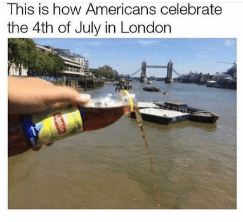 4th of July, London, and How: This is how Americans celebrate  the 4th of July in London
