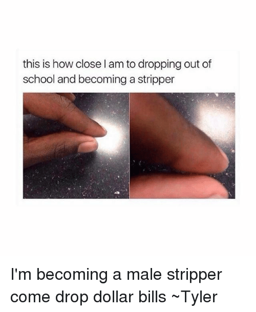 Disease from a stripper