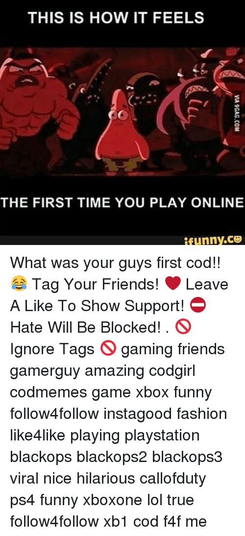 what was your first time like guys