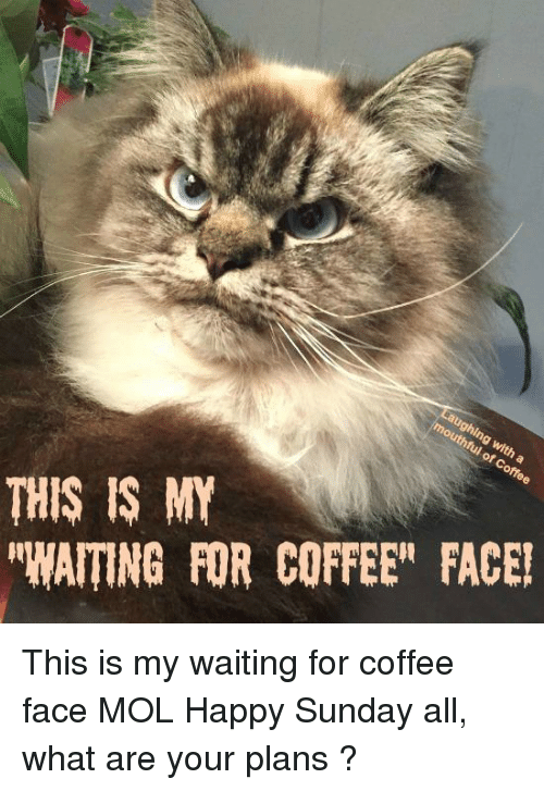 This Is My Waiting For Coffee Face This Is My Waiting For Coffee